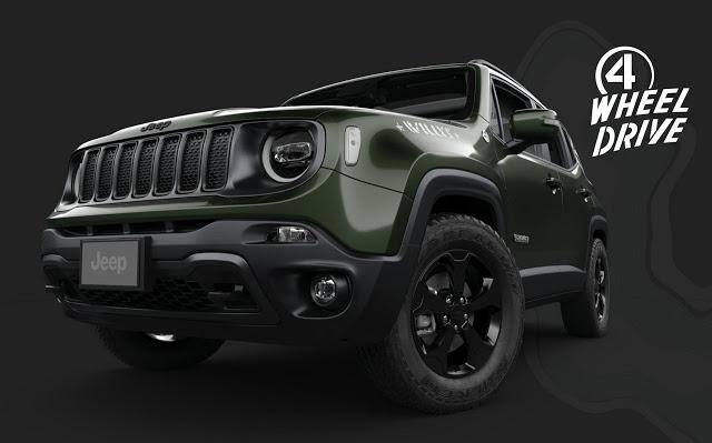 Jeep Renegade Willys 2019: pré-venda com preço de 147 mil