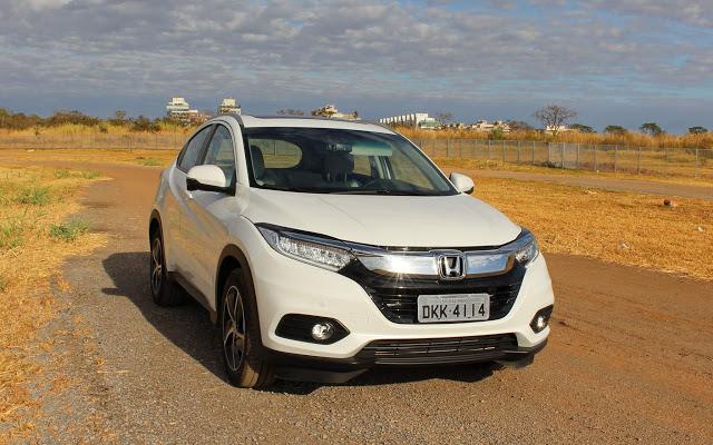 Avaliação do Honda HR-V 2020 Touring Turbo: o SUV premium mais acessível do mercado